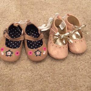 Koala baby shoes (2 pairs)